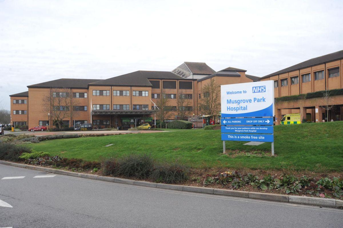 musgrove hospital taunton