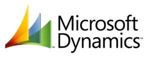Microsoft Dynamics Logo 2017