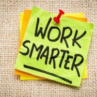 work smarter 525277093